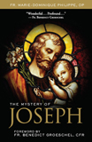 The Mystery of Joseph by Marie-Dominique Philippe | Ignatius Press - Catholic Books
