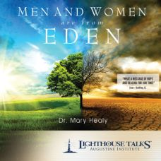 Men and Women Are From Eden Catholic Media by Dr. Mary Healy | Catholic Media of the Month Club September 2016 | faith raiser