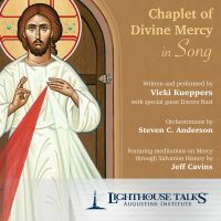 Chaplet of Divine Mercy in Song Catholic Media by Vicki Kueppers | Catholic CD | Catholic MP3 | Catholic Media | Faithraiser