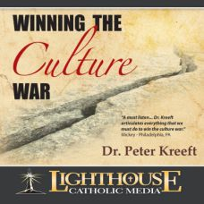 Winning the Culture War by Dr. Peter Kreeft | CD of the Month Club February 2013 | MP3 of the Month Club February 2013 | faith raiser | catholic media