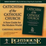 Catechism of the Catholic Church: A Sure Guide for the Modern World by Francis Cardinal Arinze Catholic CD of the Month | Catholic MP3 Download