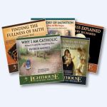 Why Catholic 5 CD Bundle by Lighthouse Catholic Media | Faith Raiser | Faithraiser