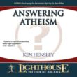 Answering Atheism | MP3 of the Month Club July 2012 | MP3 of the Month Club July 2012 | MP3 of the Month Club | Catholic MP3 | Catholic Media | New Evangelization | Year of Faith