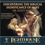 Discovering the Biblical Significance of Mary Catholic CD or Catholic MP3 by Dr. Scott Hahn | Catholic Media | New Evangelization | year of faith | faith raiser
