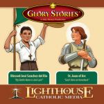 Glory Stories Catholic CD or MP3 by Holy Heroes Production | Faith raiser | Faithraiser | New Evangelization | Catholic Media