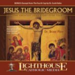 Jesus the Bridegroom: The Greatest Love Story Ever Told by Dr. Brant Pitre | CD of the Month Club March 2014 | MP3 of the Month Club March 2014 | faith raiser | faithraiser | new evangelization | catholic media