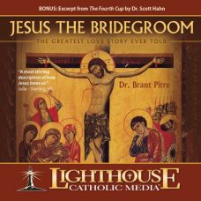 Jesus the Bridegroom: The Greatest Love Story Ever Told by Jennifer Fulwiler | CD/MP3 of the Month March 2014