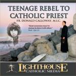 Catholic CD on Teenage Rebel to Catholic Priest by Fr. Donald Calloway M.I.C. | New Evangelization