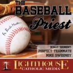The Baseball Priest by Fr. Burke Masters Catholic CD/MP3 | Faith Raiser | Faithraiser