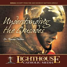 Understanding the Crusades CD of the Month Club October 2014 | MP3 of the Month Club October 2014 | faith raiser | catholic media