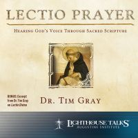 Catholic Media of the Week: Lectio Prayer by Dr. Tim Gray