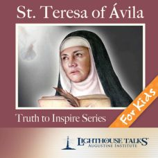 St. Teresa of Avila by Quiet Waters | Catholic Media March 2018 | Faithraiser