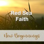 Red Sea Faith (New Beginnings Devotional Reflection)