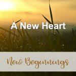 A New Heart (New Beginnings Devotional Reflection)