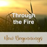 Through the Fire (New Beginnings Devotional Reflection)